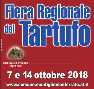 Fiera regionale del tartufo 2018 – Montiglio Monferrato